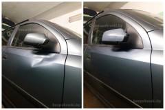 Opel Astra Удаление вмятин без покраски