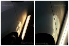 Pontiac Vibe Удаление вмятин без покраски