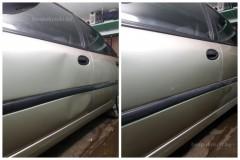 Renault Laguna Дтп  Удаление вмятин без покраски