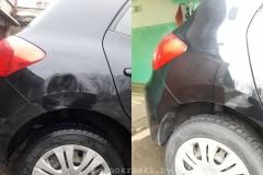 """Toyota Auris  """"Сюрприз"""" с утра"""